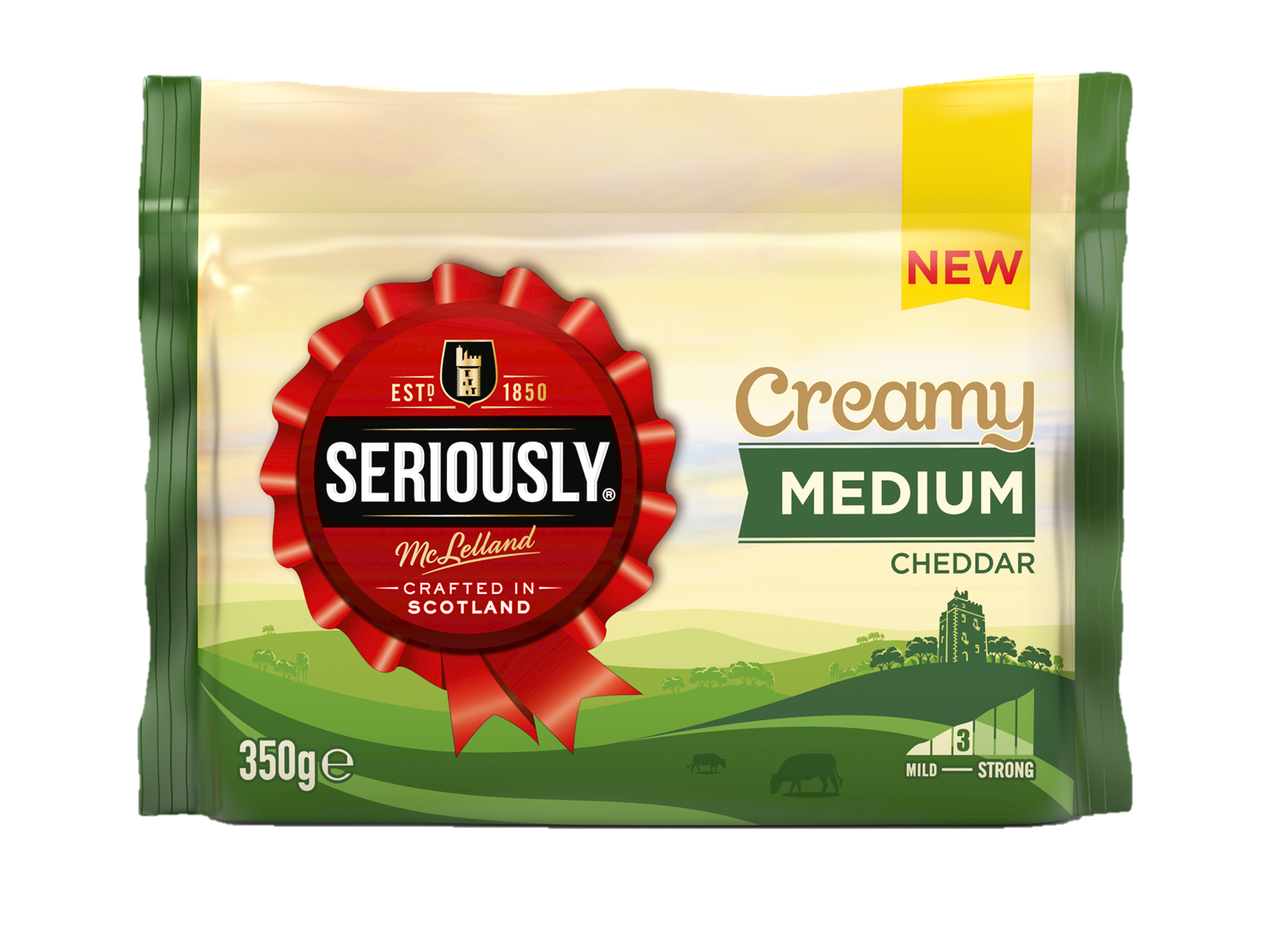 Medium Cheddar