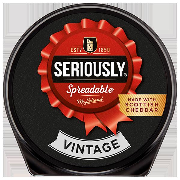 Vintage Spreadable
