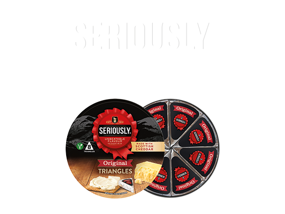 seriously triangles original hc packshot