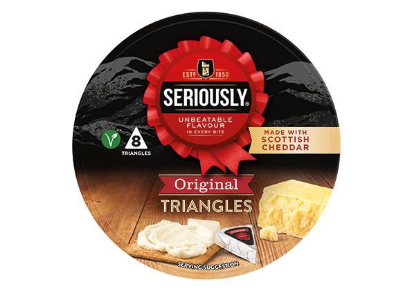 Spreadable Triangles Original