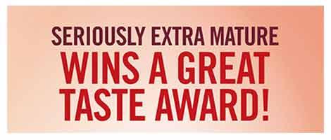 seriously-wins-great-taste-award-landing