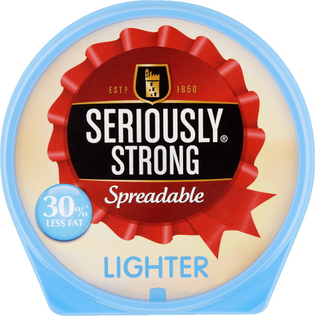 Lighter Spreadable